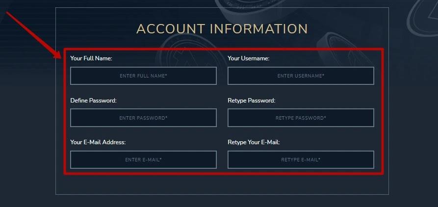 Регистрация в Crypto Stable 2