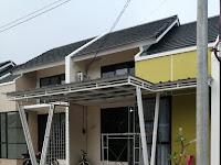 KANOPI BSD / BUMI SERPONG DAMAI / Jasa perbaikan ganti atap Kanopi