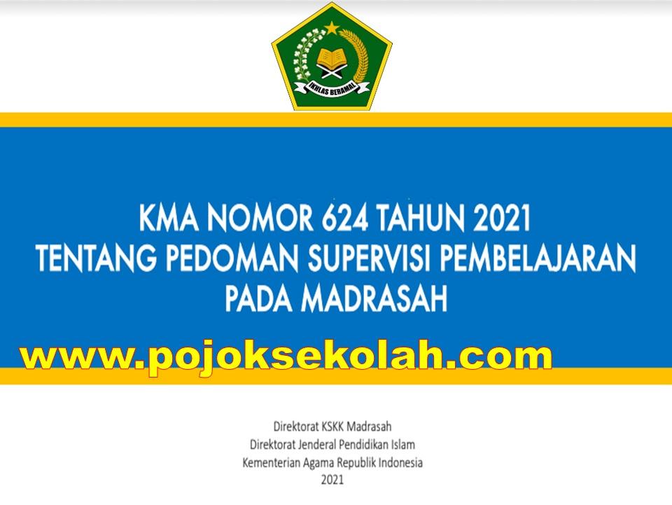 KMA 624 Tahun 2021
