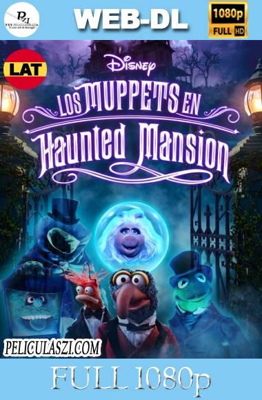 Muppets Haunted Mansion: La mansión hechizada (2021) Full HD WEB-DL 1080p Dual-Latino VIP