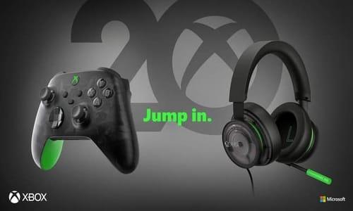 Xbox celebrates its 20th anniversary