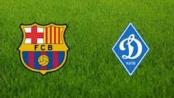 نيجة مباراة برشلونة ودينامو كيف بث مباشر في دوري أبطال اوربا العالمي سبورت بتاريخ 20-10-2021