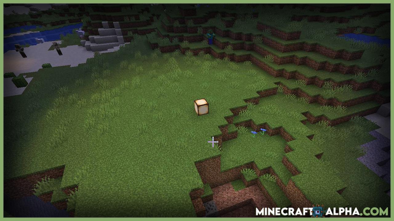 Minecraft Lightest Lamps Mod 1.17.1 (Decoration, Lighting)