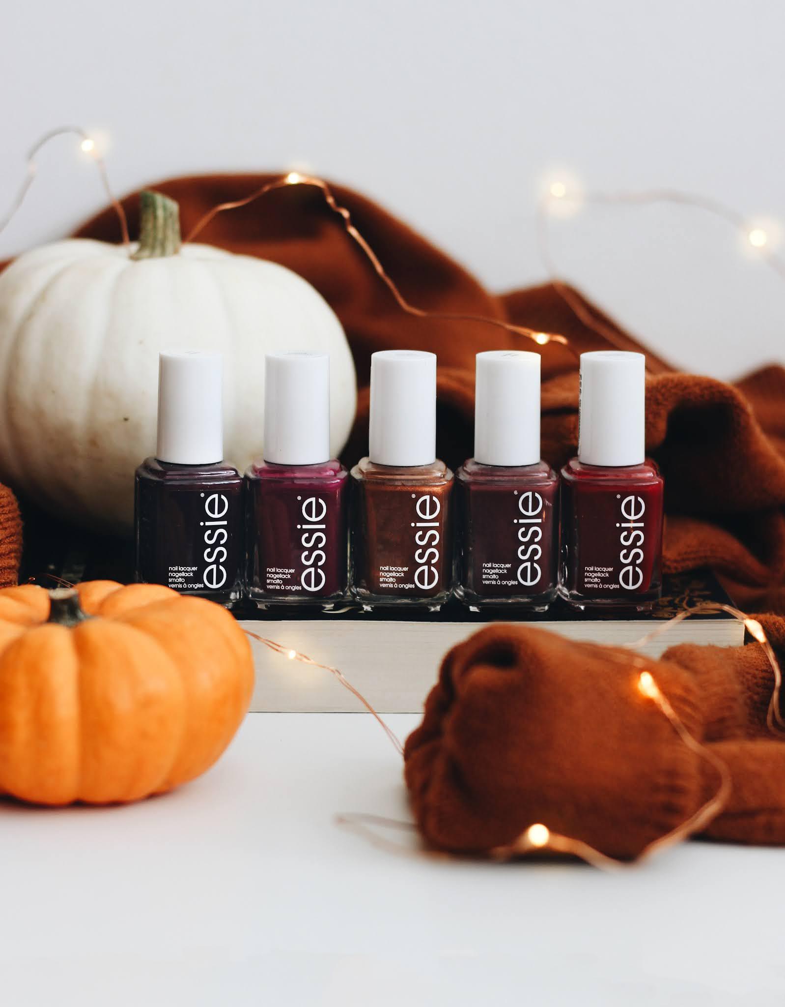 Essie Autumn Nail Vanishes