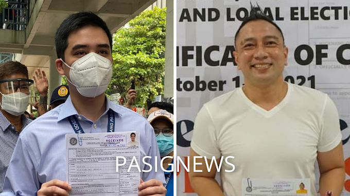 2022 Pasig local elections: who are the candidates?