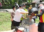 """Desa Dlisen Wetan, Dikunjungi Direktur Perbenihan Tanaman Pangan Kementerian Pertanian RI  di Kelompok Tani """"Tani Maju"""""""