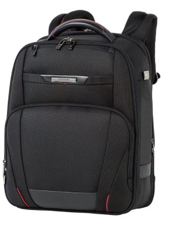 SAMSONITE Pro-dlx 35 cms Black Laptop Backpack (PRO-DLX 5 LP BP 15.6'' EXP-BLK)