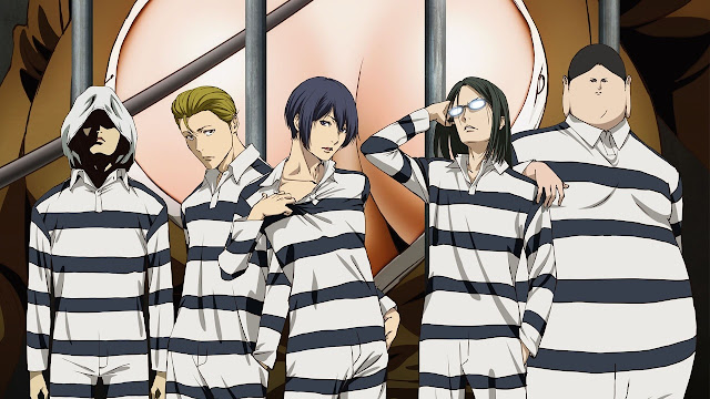 Prison School wallpaper