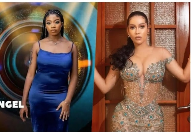Mother of BBNaija's Angel drops a shade post after Cubana Chief Priest accused Maria of snatching his sister's husband (video)