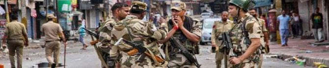 JCO Among Five Soldiers Killed In Encounter With Militants In J&K's Poonch