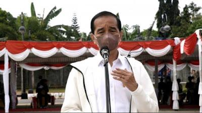 Jokowi: Pandemi COVID di Tanah Air Kian Membaik, tapi Belum Berakhir