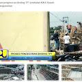 Dinas PUPR Lakukan Pembangunan Jembatan KW6 Kepuh Karawang Pawitan