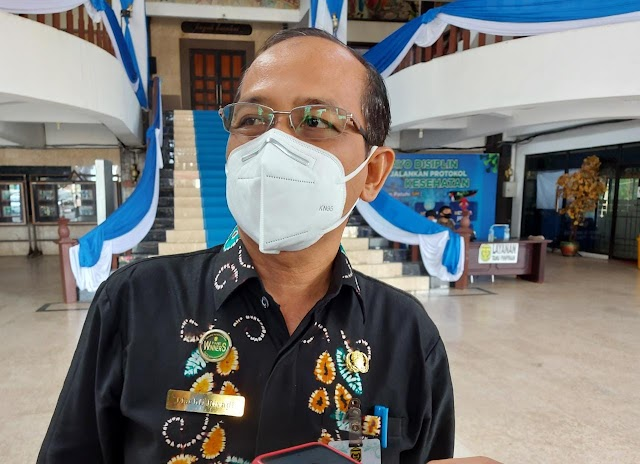 Kabar Baik, Banjarmasin Berstatus PPKM Level II
