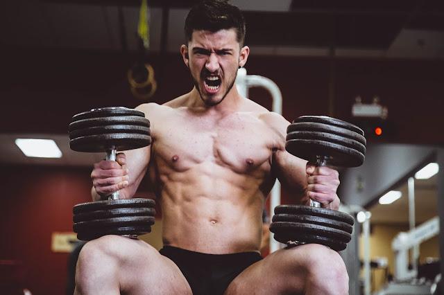 بناء العضلات الضعيفة وتضخيمها
