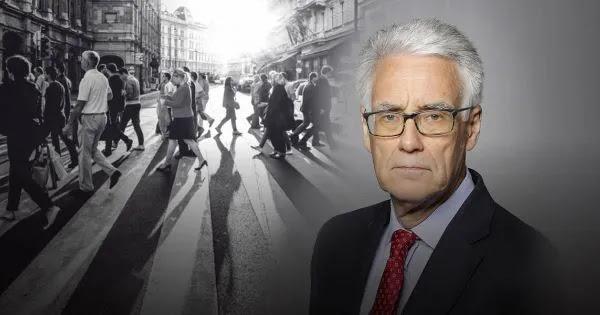 «Η μείωση του πληθυσμού θα βοηθήσει» ομολογεί κυνικά ο πρώην επικεφαλής του FSA