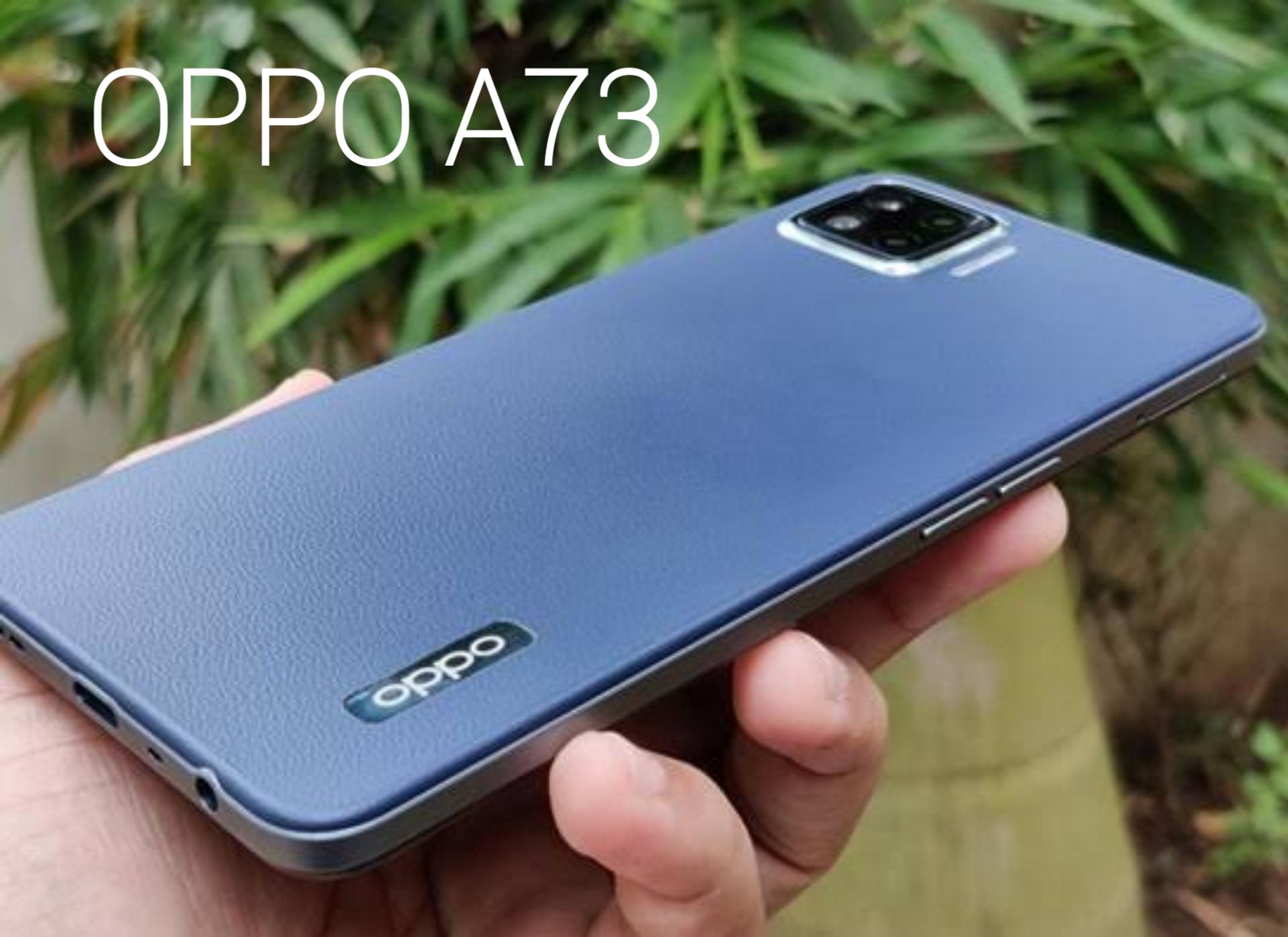 سعر ومواصفات موبايل اوبو a73 مميزات OPPO
