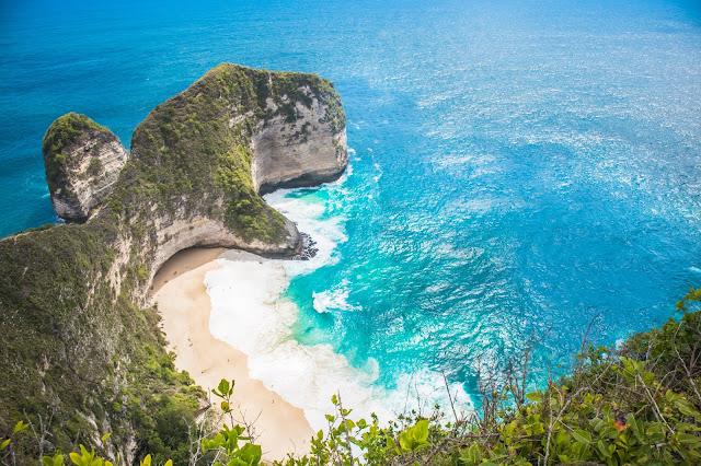 Pantai Kelingking Bali Surga Indonesia
