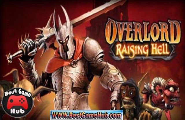 Overlord Raising Hell Full Version PC Game Free Download