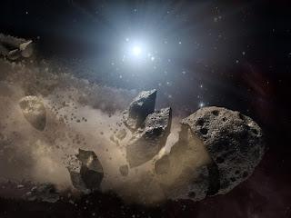 NASA muốn đánh một tiểu hành tinh để bảo vệ Trái đất