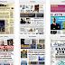 Τα πρωτοσέλιδα των εφημερίδων σήμερα Κυριακή 10 Οκτωβρίου