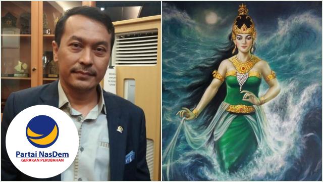 Ditakuti 'Cucu Nyi Roro Kidul' Bakal Kena OTT KPK, Anggota DPR Kena Tipu Rp4 Miliar