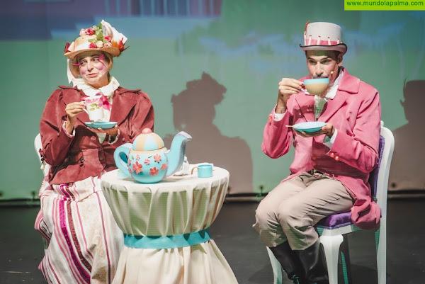 El Teatro Circo de Marte abre sus puertas este domingo al público infantil con Tea Time