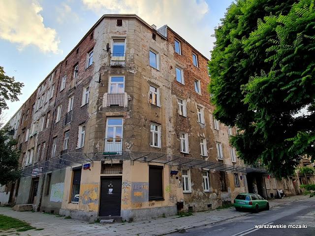 Warszawa Warsaw Praga Północ kamienice kamienica architektura architecture Szmulowizna