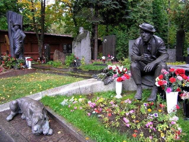 Юрий Никулин и его четвероногие друзья