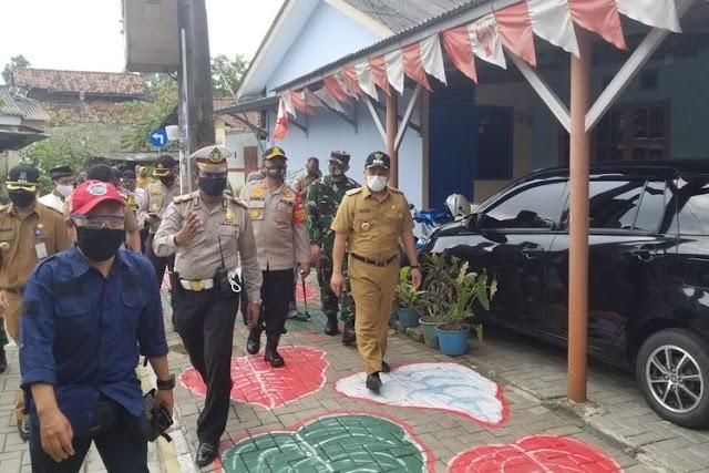 Kampung Talas di Kota Tangerang Jadi Percontohan New Normal