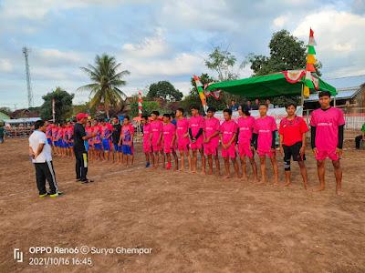 Club Arema Madawau Kalahkan Club Tuan Rumah Adu Pinalti