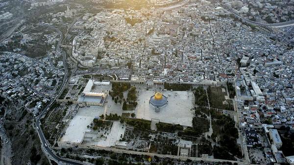 Dunia Islam Tolak Putusan Umat Yahudi Boleh Berdoa di Kompleks Al-Aqsa