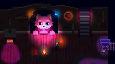 Night Reverie Game Screenshot