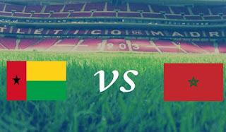 موعد مباراة غينيا بيساو والمغرب في تصفيات كأس العالم والقنوات الناقلة