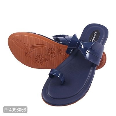 Stylish Artificial Leather Flats For Women   Flats Online Shopping   Sandals For Women Online Shopping  