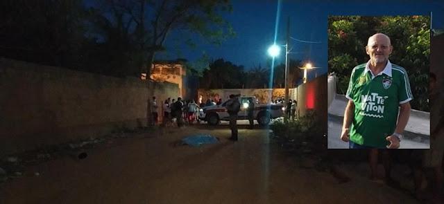 Militar aposentado tem carro tomado em Teixeira, e é morto em seguida com tiro na cabeça
