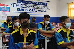 Kepala SMK Global Mulia Dukung Penuh Terserapnya Para Alumni Masuk PT Komatsu Indonesia