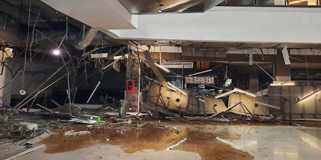 Kapolres Depok: Bukan Ledakan, Kejadian di Margo City Atap Ambruk