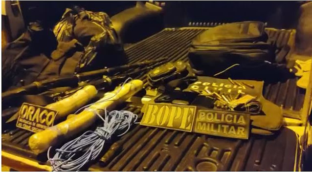 Coronel Campos dá detalhes sobre troca de tiros na noite desta quarta (13); ouça