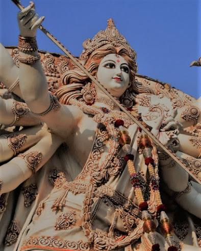Durga Puja Begusarai