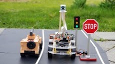 Build Your own Self Driving Car   Deep Learning, OpenCV, C++