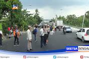Jembatan Kepet Diperbaiki, Arus Kendaraan Di Pantura Dialihkan
