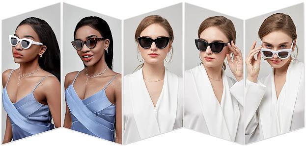Best Oversized Cat Eye Sunglasses