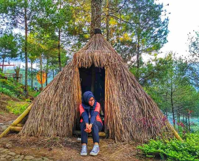 Tiket Masuk Wisata Goa Pinus Batu Malang, Goa Jepang dengan Spot Foto Instagramable