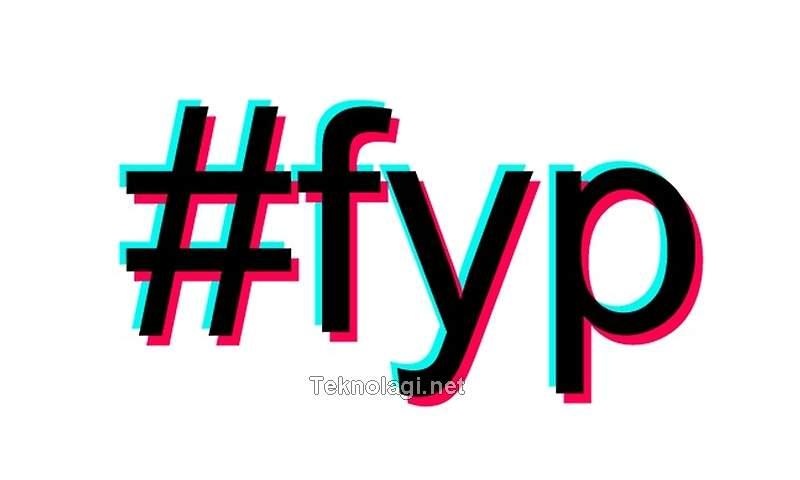 Tips Agar Video Masuk FYP TikTok (redbubble.com)