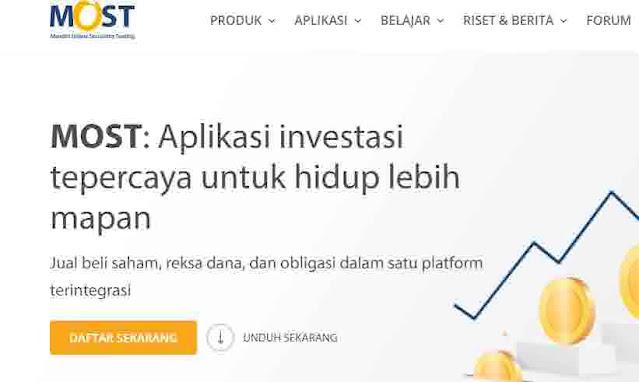 aplikasi trading forex most