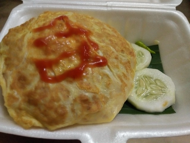 "Nasi Goreng Selimut Telur ""Pataya"", Kuliner Unik di Nguling, Pasuruan"