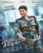 Sarileru Neekevvaru (2020) HDRip Hindi Dubbed Full Movie Watch Online Free