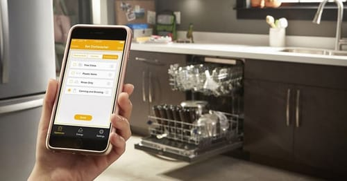 Learn more about smart dishwashers
