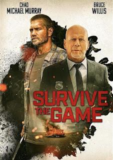 Survive the Game [2021] [CUSTOM HD] [DVDR] [NTSC] [Latino]