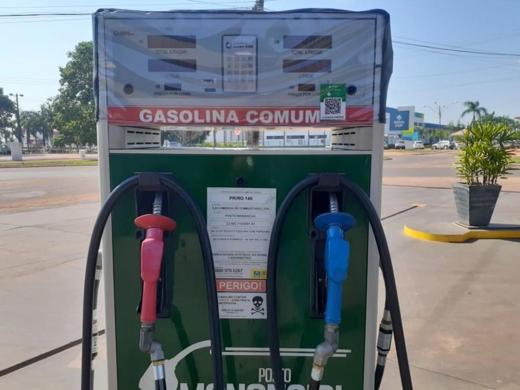 Estamos em meados de Outubro e o preço da gasolina já subiu duas vezes em menos de quinze dias